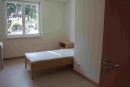 So sieht ein Zimmer mit seiner Grundeinrichtung aus, Leben kommt mit den neuen Bewohnern.