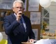 Auch Bezirksbürgermeister Norbert Kopp gratulierte.