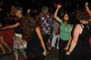Die Zuhörer zögerten nicht lange und tanzten mit