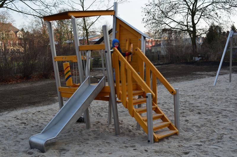 Spielplatz In Zehlendorf Wiedereröffnet | Stadtrandnachrichten Kinder Spielplatz Galerie 50 Ideen