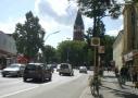 An der Kreuzung Leonoren-, Kaiser-Wilhelm- und Paul-Schneider-Straße herrscht immer viel Betrieb.