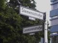 Die Kreuzung Leonoren- und Siemensstraße ist ein Unfallschwerpunkt.