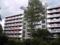 Wo einst James Fraenkels Heil- und Pflegeeinrichtung stand, steht heute der moderne Bau des Seniorenheim