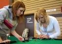 Für Melanie Grämmel und Klaudia Witte sind die Turniere in Zehlendorf