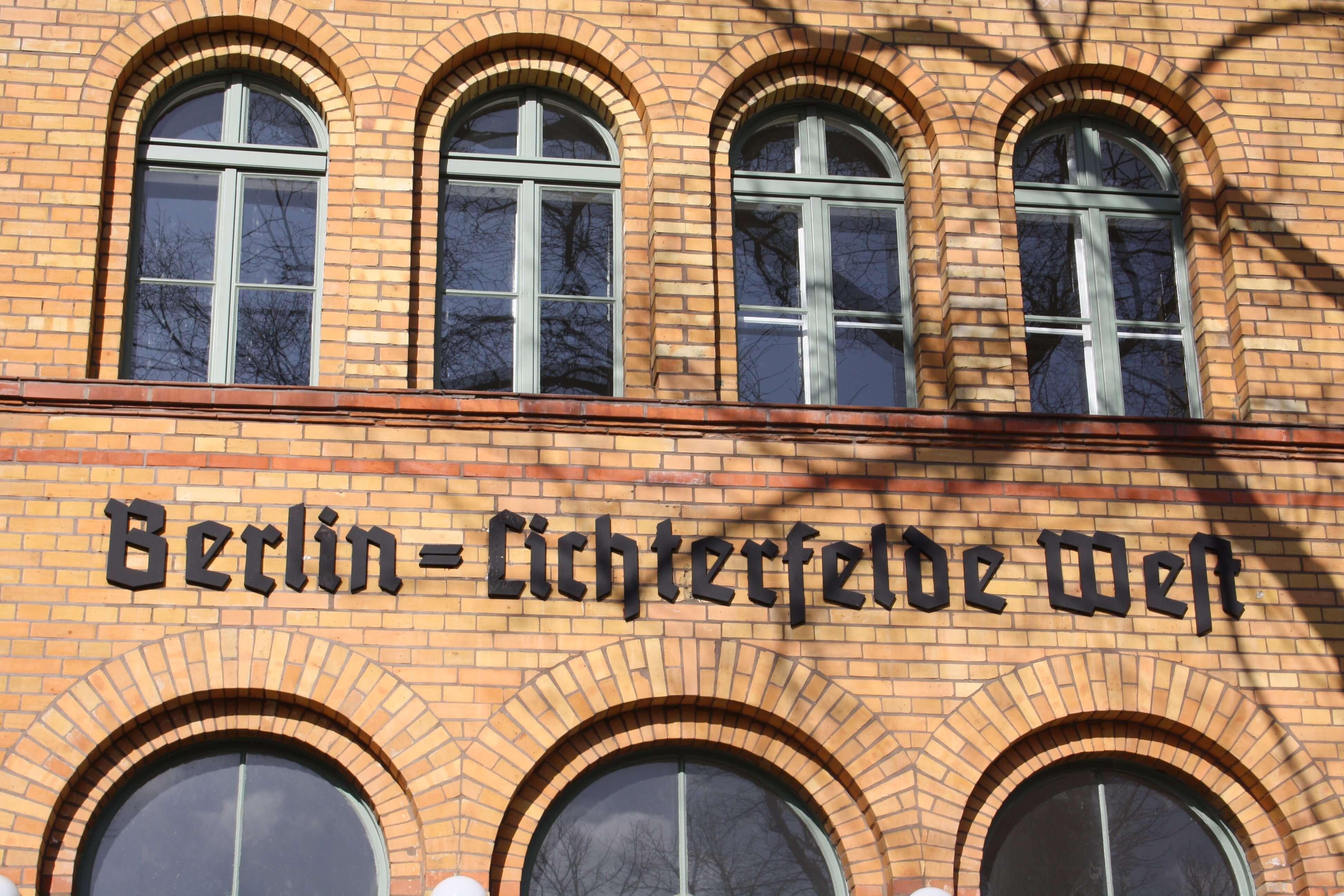 Tag der offenen Tür im Bürgertreffpunkt Bahnhof Lichterfelde West