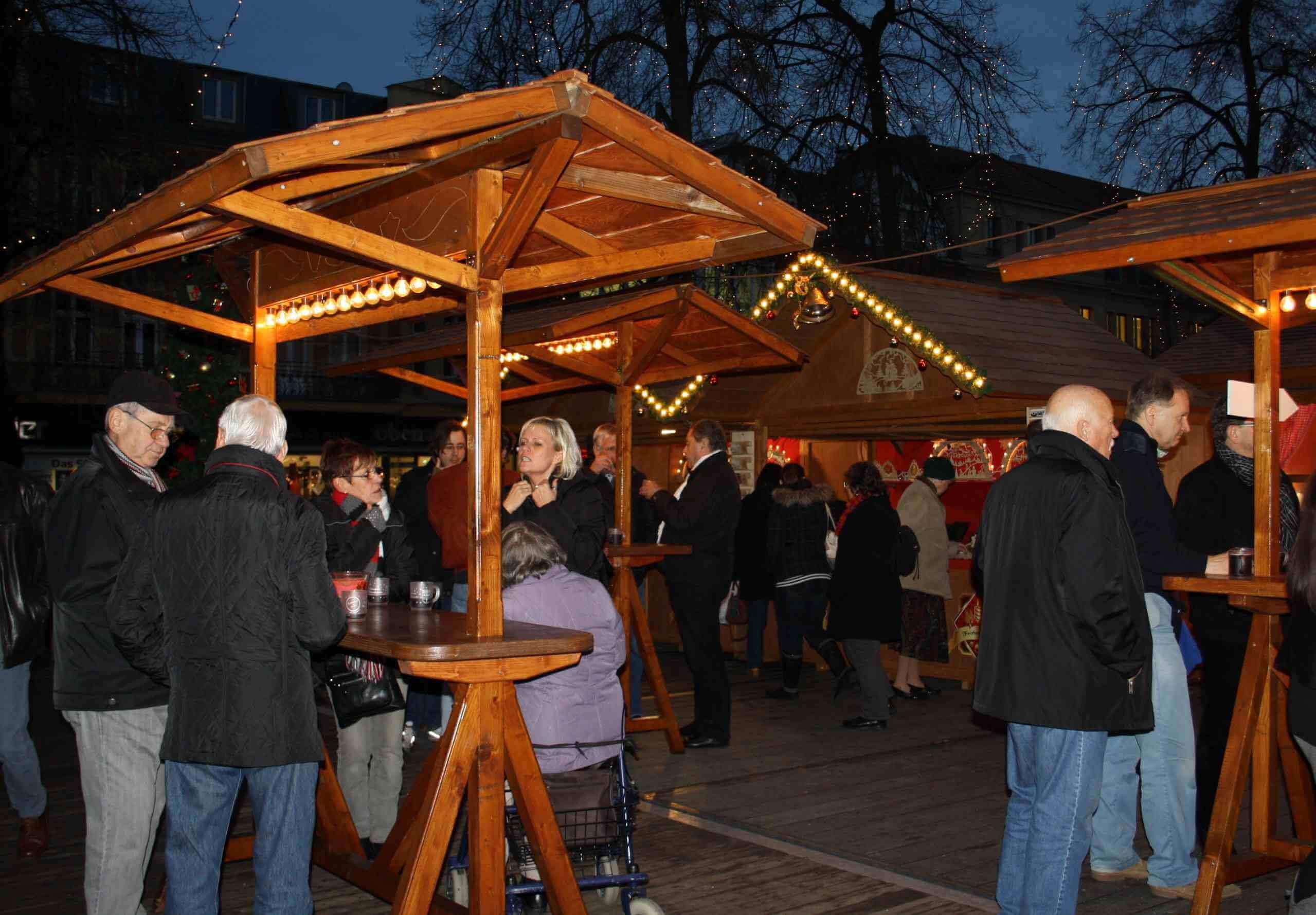 Weihnachtsmarkt übersicht.Weihnachten Kann Kommen Weihnachtsmarkt In Zehlendorf Eröffnet
