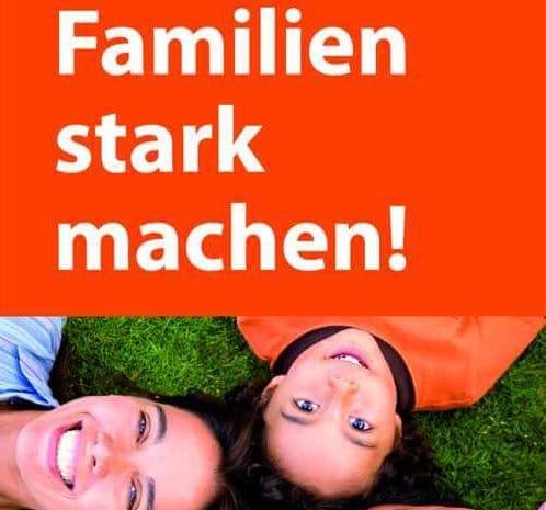 Familien stark machen: Jahresprogramm des Kirchenkreises Steglitz erschienen