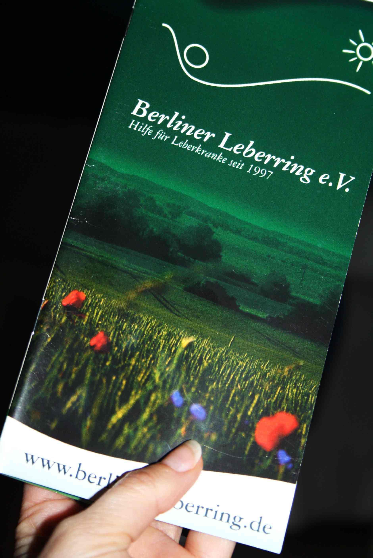 Einmalig und doch finanziell ist es eng: Der Verein Berliner Leberring berät und betreut Menschen mit Hepatitis-Erkrankungen