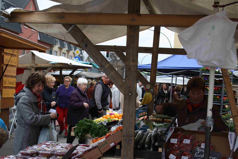 Betrieb der Öffentlichen Wochenmärkte