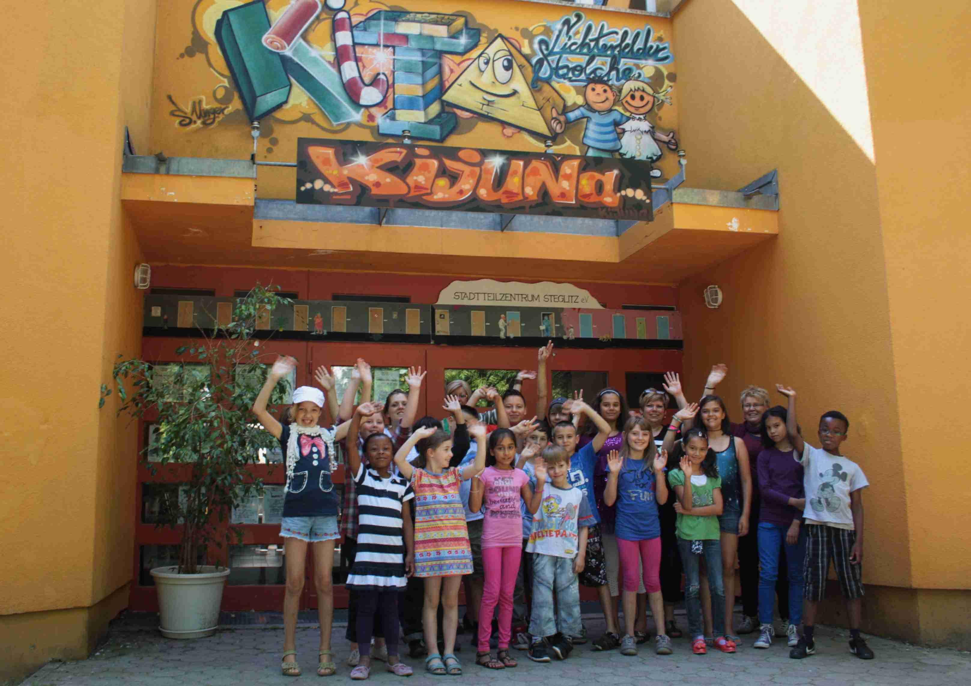 Offen für Kinder, Jugendliche und Nachbarn: KiJuNa wird zehn Jahre alt