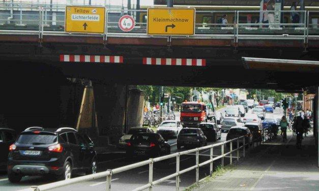 Wie wird Zehlendorf-Mitte 2030 aussehen?: BI Zehlendorf lädt zur nächsten Versammlung ein
