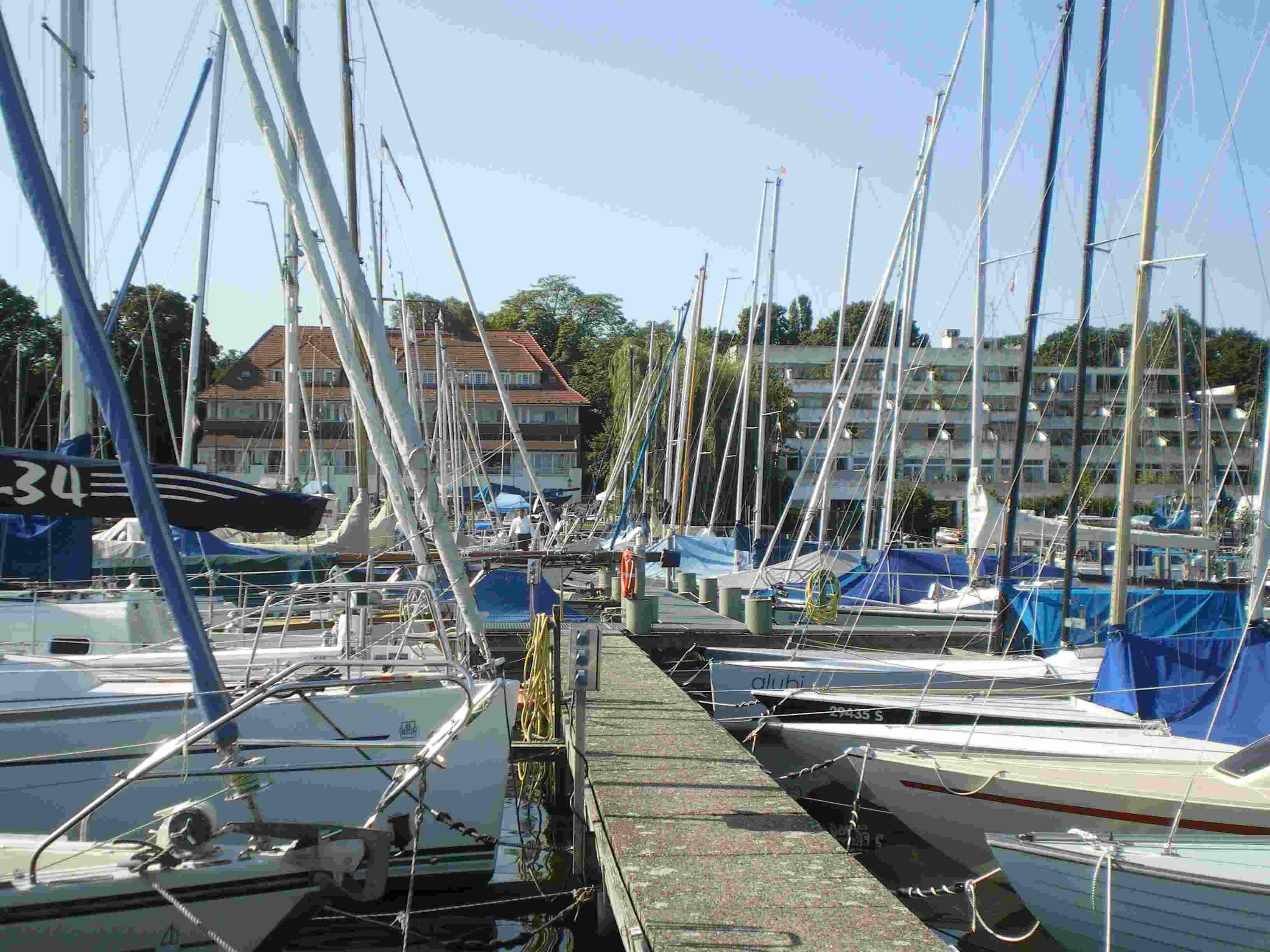 Kein mehrgeschossiges Haus am Wannsee-Ufer: Potsdamer Yacht Club gewinnt vor Gericht
