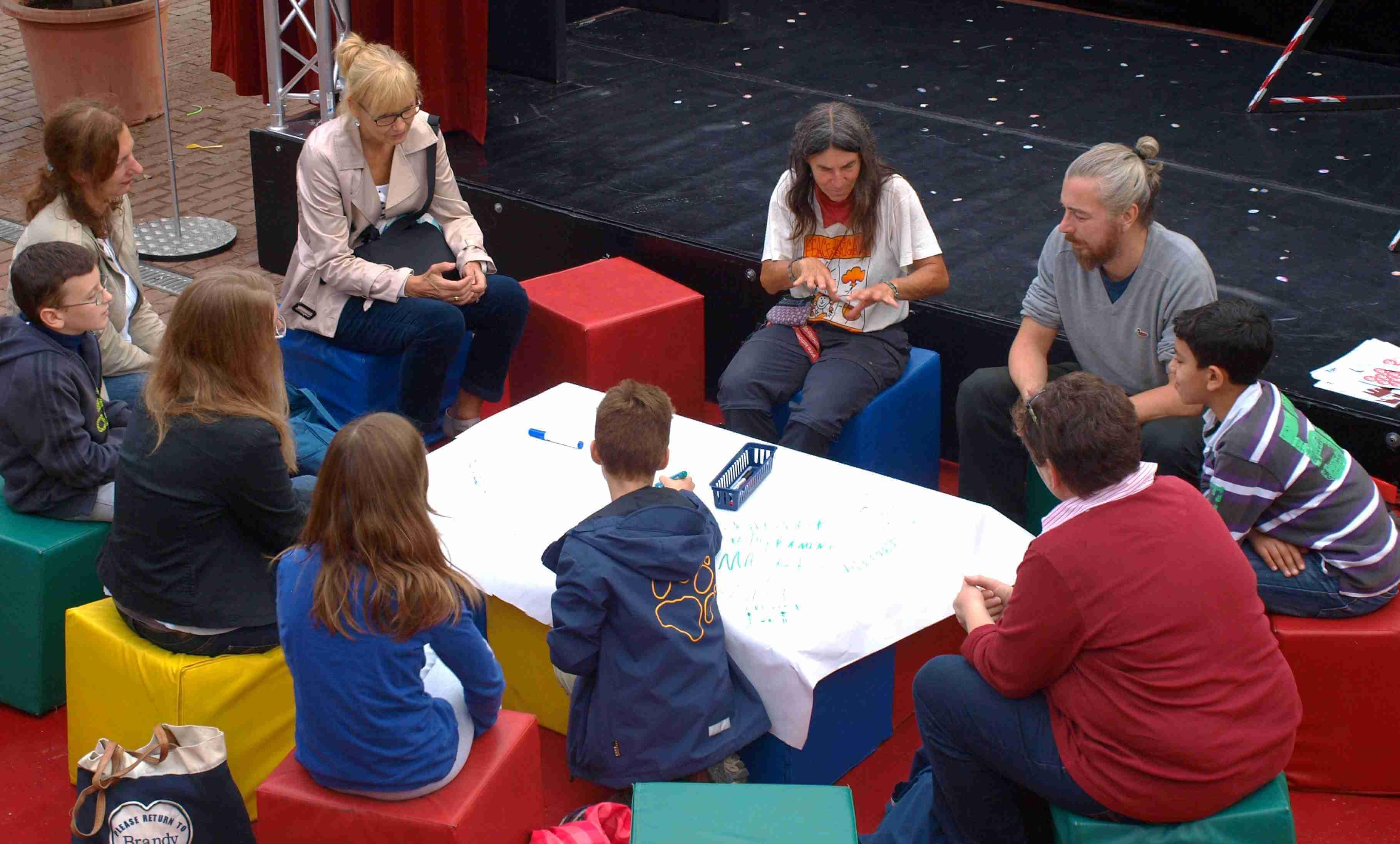 Viva la Mexico!: Steglitz-Zehlendorf will Jugendarbeit stärker internationalisieren