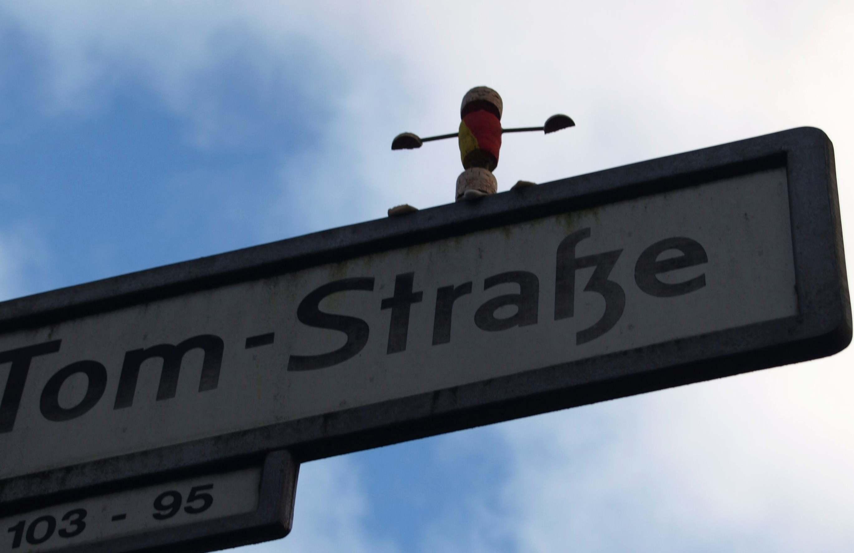 """""""Street-Yogis"""" in Zehlendorf: Kopf hoch und Augen auf, denn sie bringen Glück und Freude"""