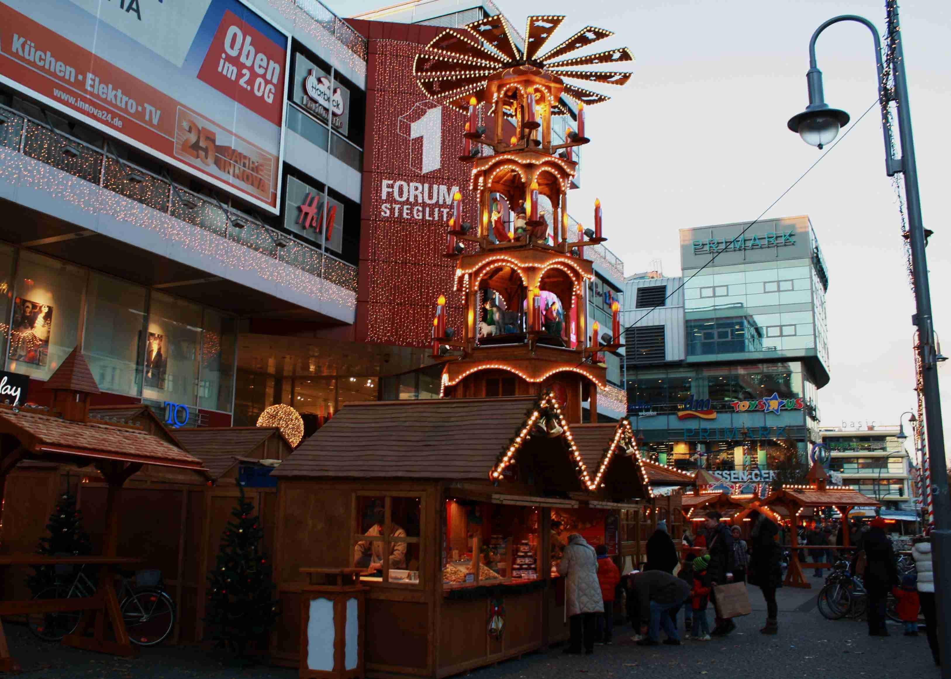Es weihnachtet in Steglitz-Zehlendorf: Überblick über die Weihnachtsmärkte im Bezirk