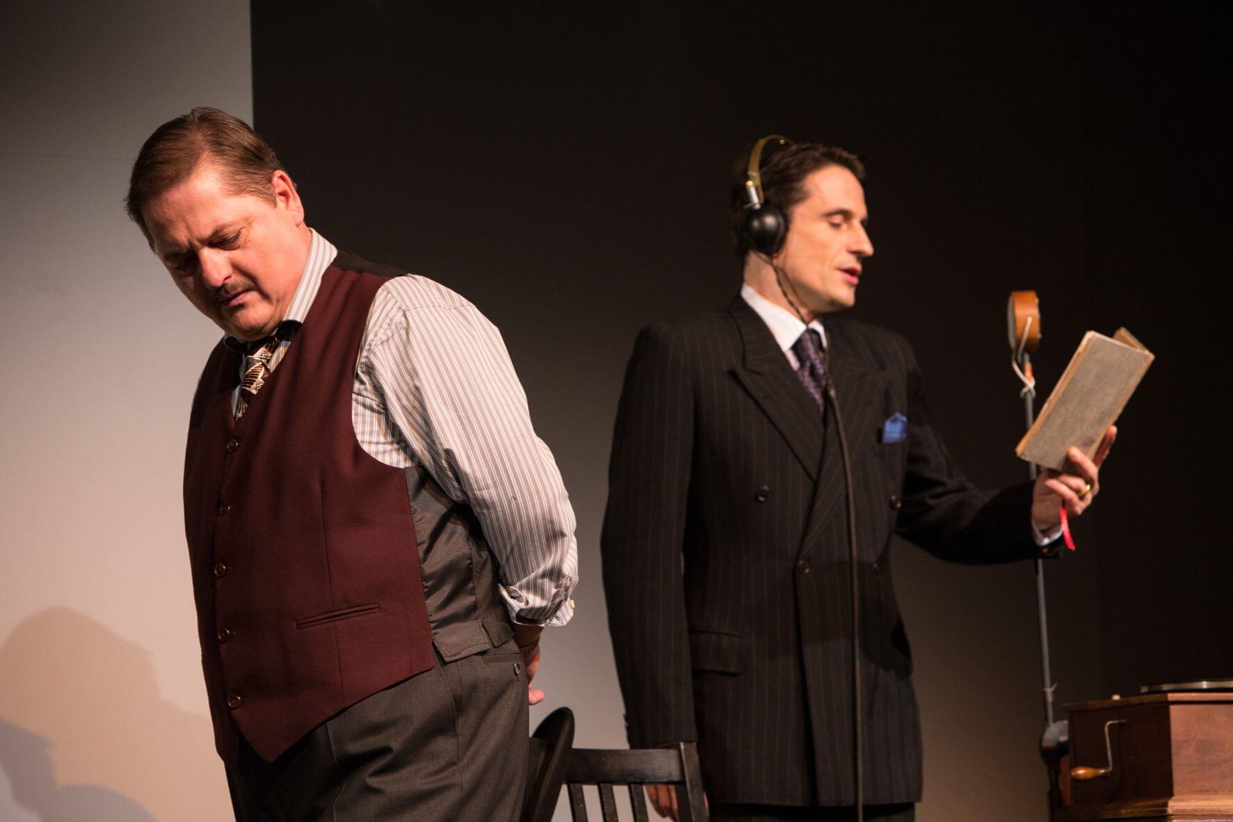 """Publikum feiert """"The King's Speech"""": Erfolgreiche Premiere im Steglitzer Schlosspark Theater"""