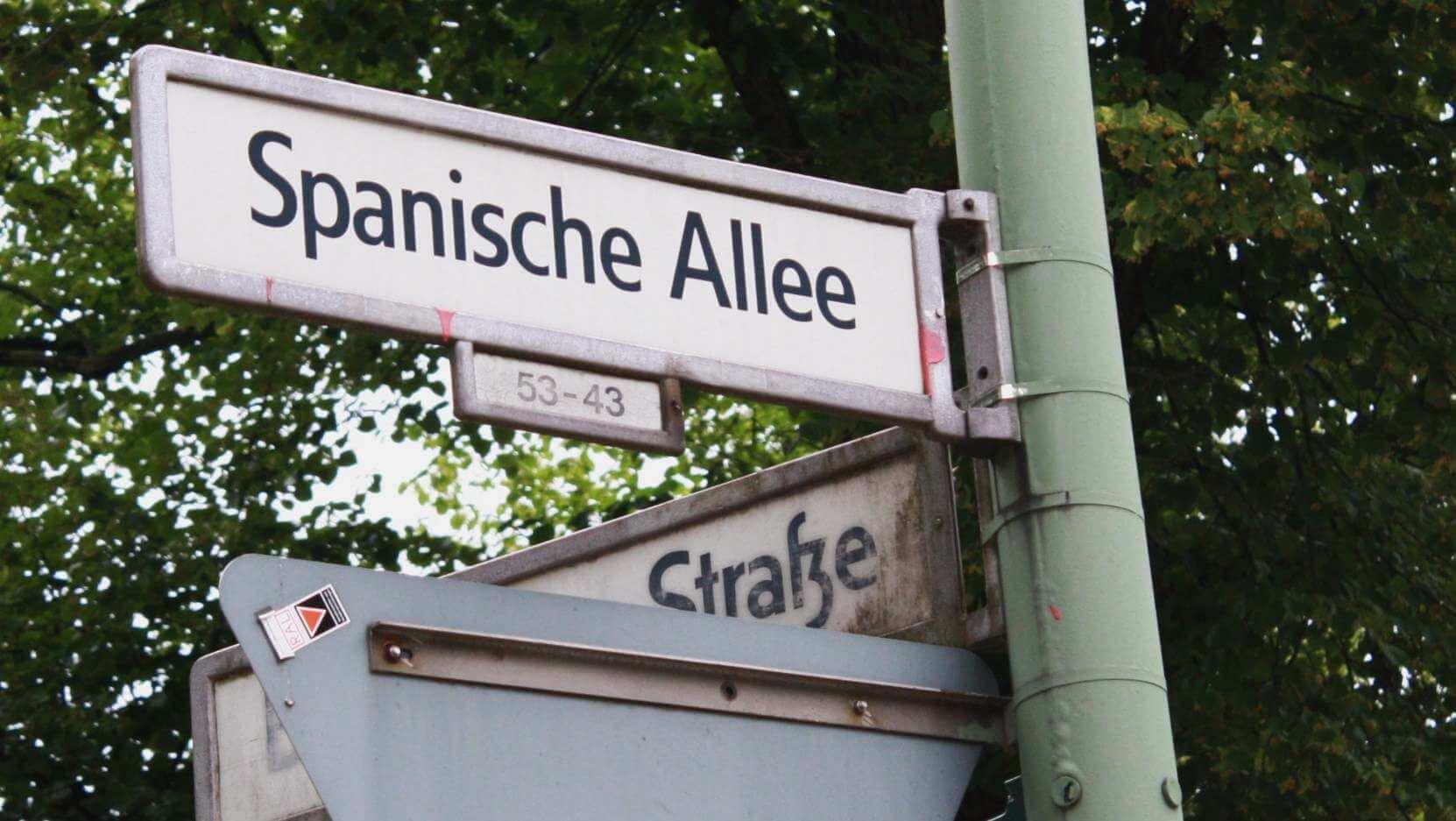 80. Jahre seit Luftangriff auf Guernica – Gedenkveranstaltung in Zehlendorf