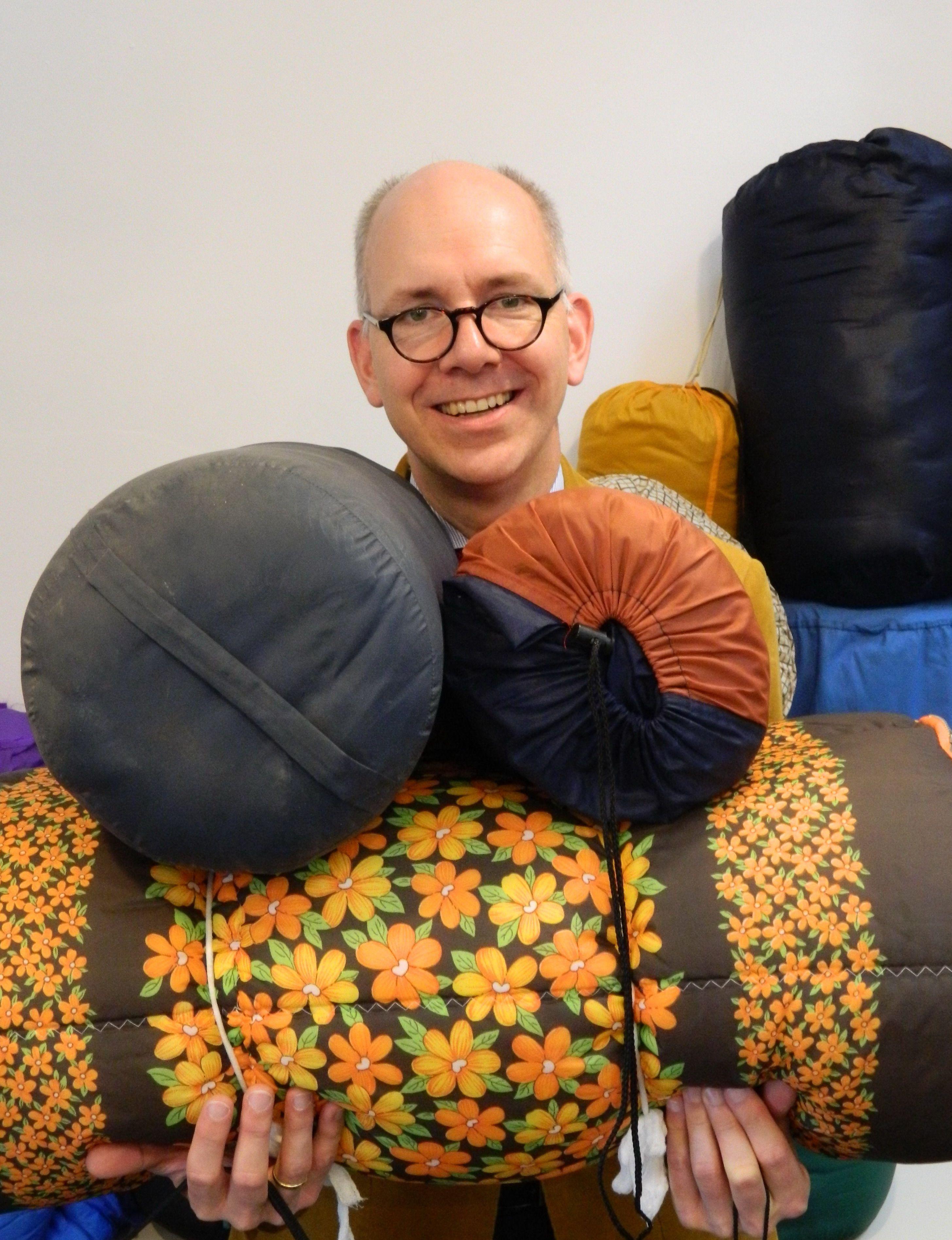 Diakonieverein Zehlendorf sammelt Schlafsäcke für die Kältehilfe