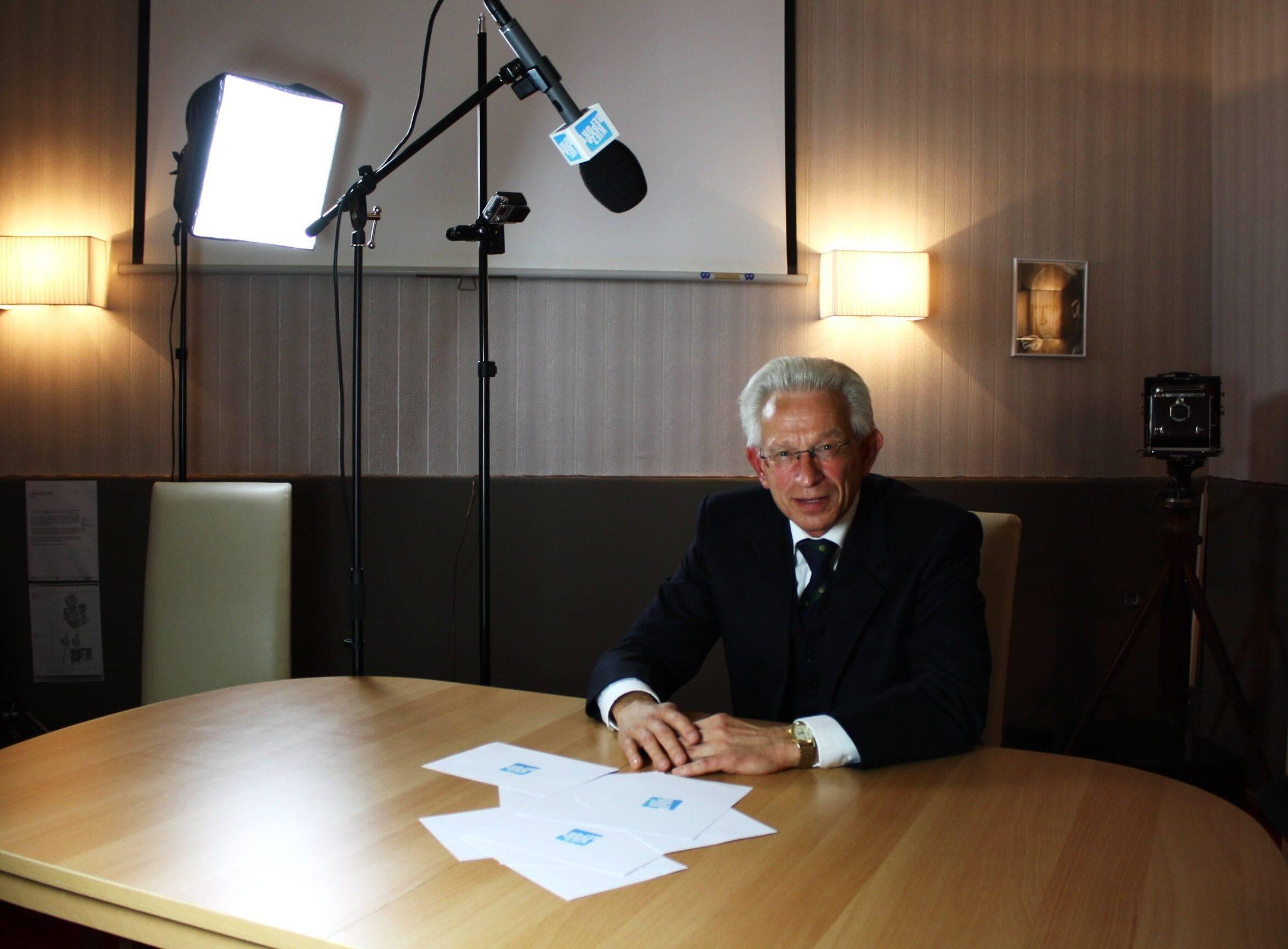 120 Sekunden … mit Bezirksbürgermeister Norbert Kopp