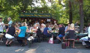 Weinfest rüdesheimer platz