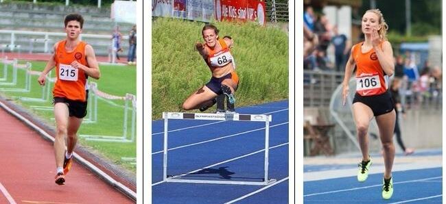 Leichtathleten der LG Süd fahren zur Deutschen Jugendmeisterschaft