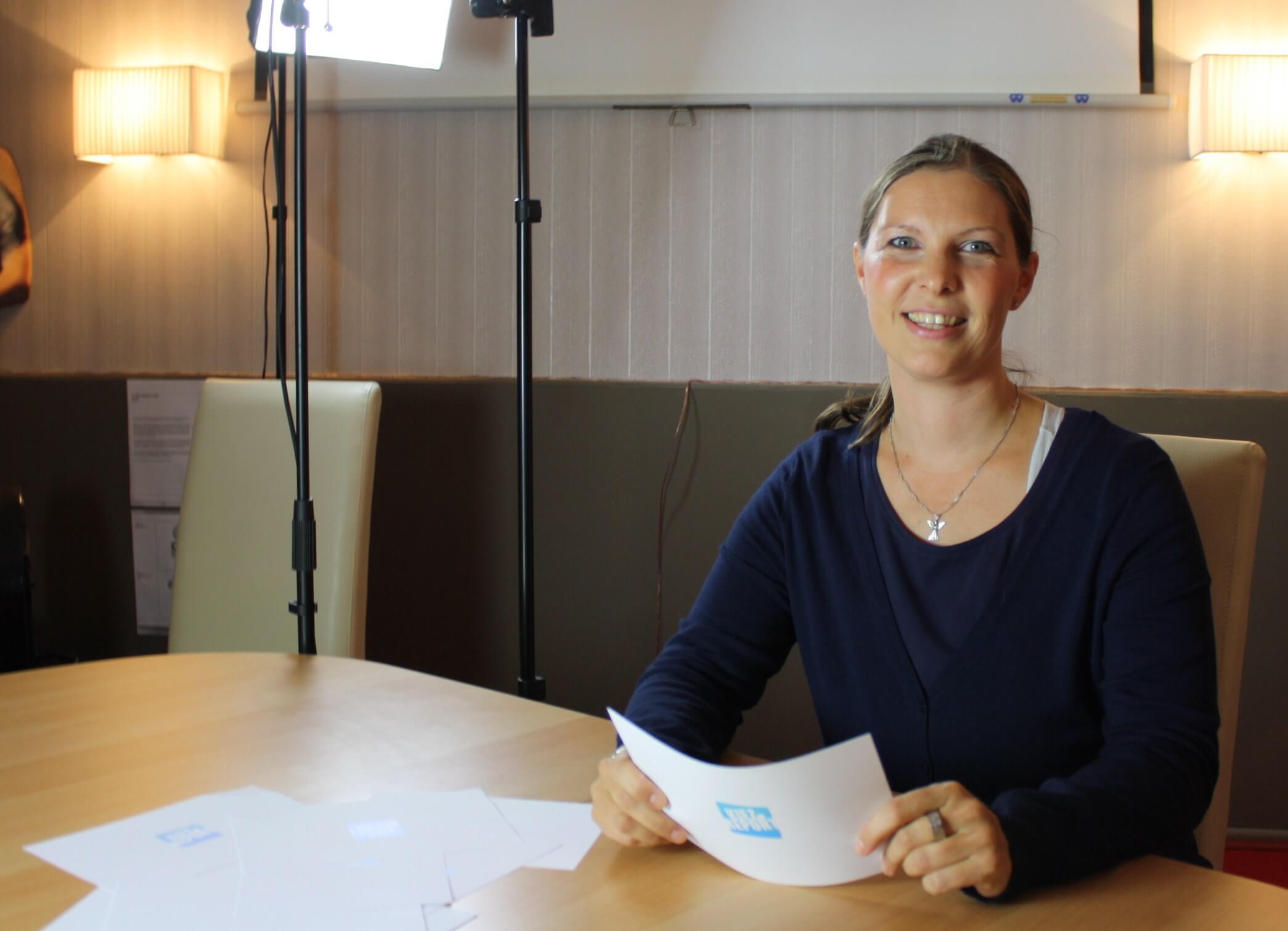 120 Sekunden … mit der Kinderbuchautorin Nina Hundertschnee