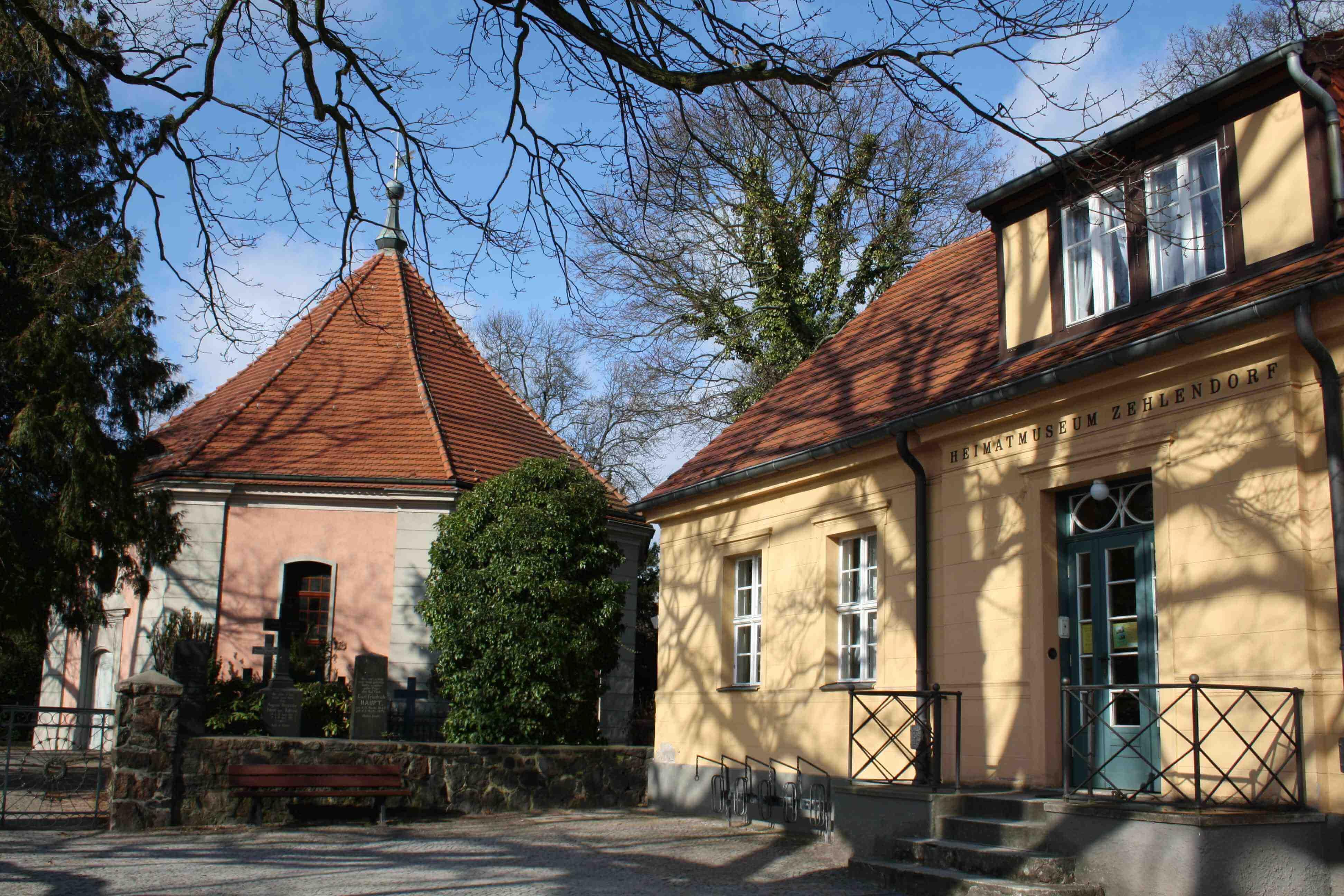 Wiedereröffnung des Heimatmuseums Zehlendorf