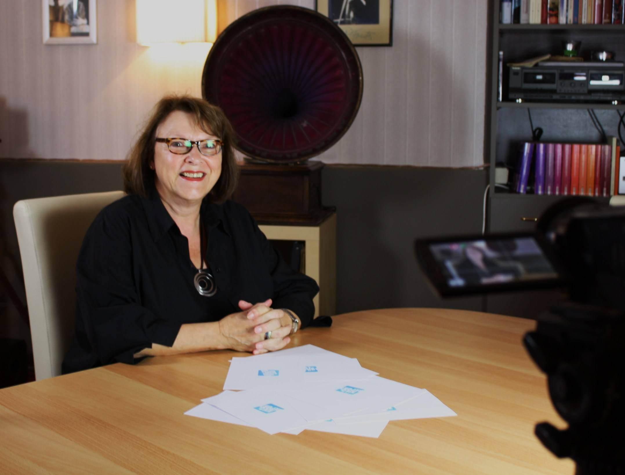 120 Sekunden … mit Paartherapeutin Barbara Liehr