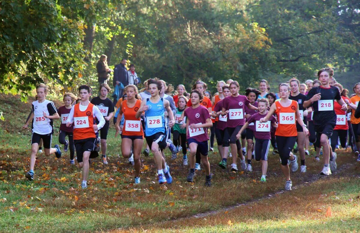 Volks-Crosslauf in Zehlendorf: Anmeldeschluss am 10.Oktober