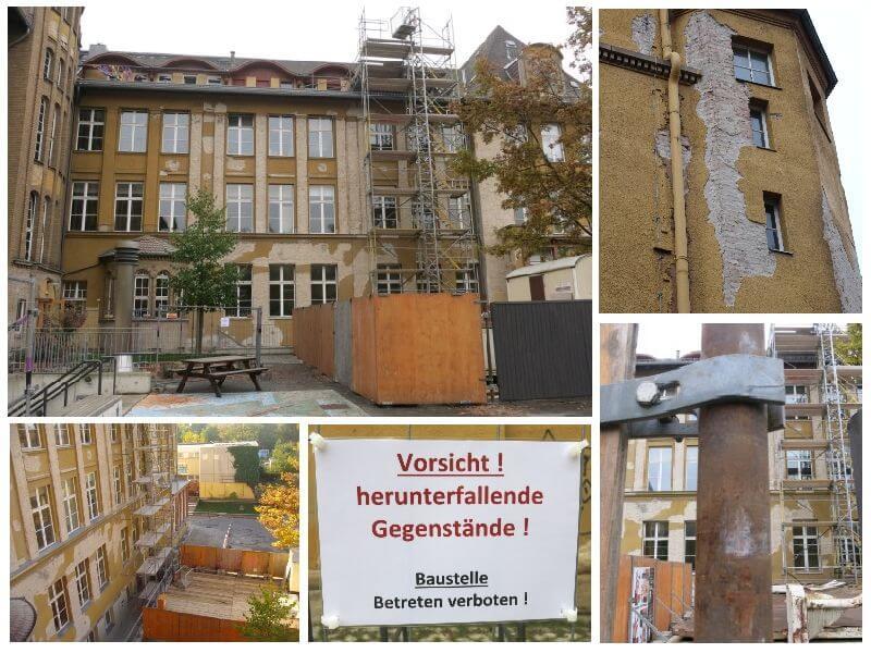 Wunschzettel-Adventskalender: BEA will Missstände an Schulen in Steglitz-Zehlendorf aufzeigen