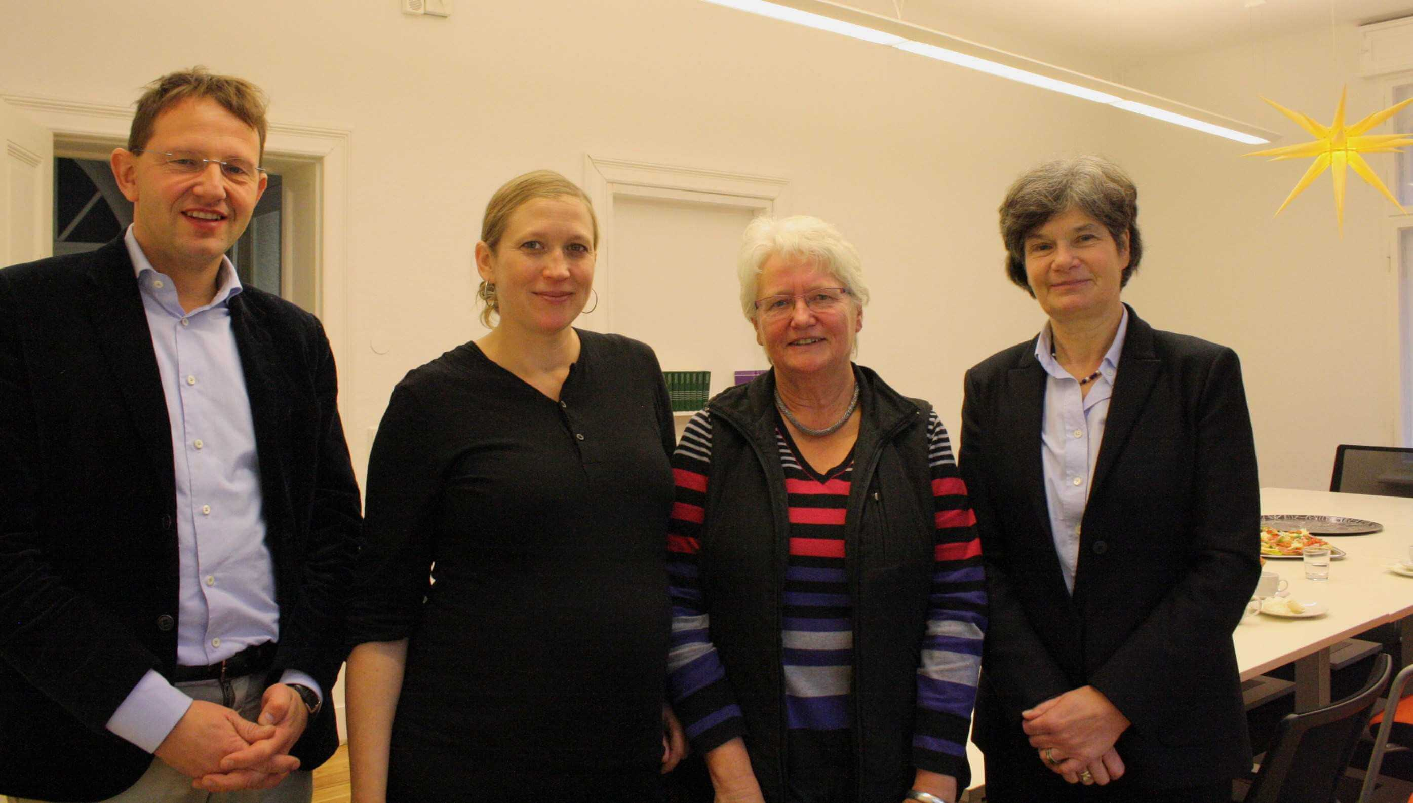 Aufruf zur Nächstenliebe: Kirchenkreis Teltow-Zehlendorf unterstützt Flüchtlinge in der Region