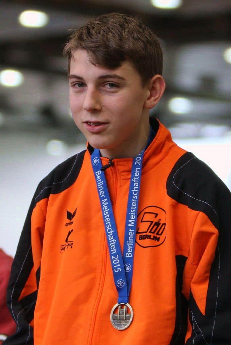 Zwei Titel bei den Jugendmeisterschaften Berlin-Brandenburg für die LG Süd Berlin