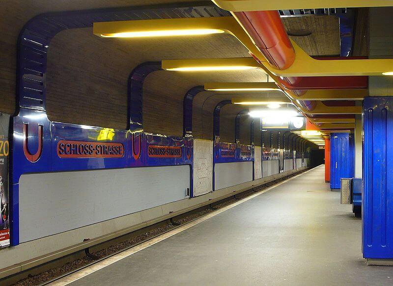 BVG saniert U-Bahnhöfe Schloßstraße und Rathaus Steglitz ...
