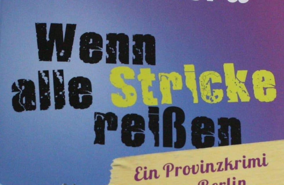 Blick hinter die gutbürgerliche Fassade: Beate Veras zweiter Provinzkrimi aus Lichterfelde erschienen