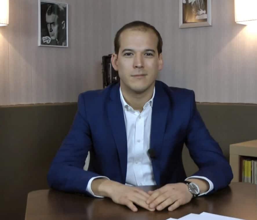 120 Sekunden … mit dem Mitglied des Abgeordnetenhauses Benedikt Lux