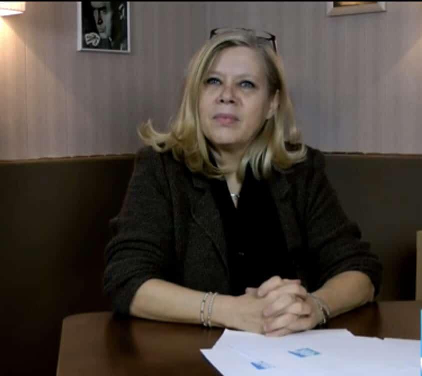 120 Sekunden … mit Bezirksstadträtin Christa Markl-Vieto