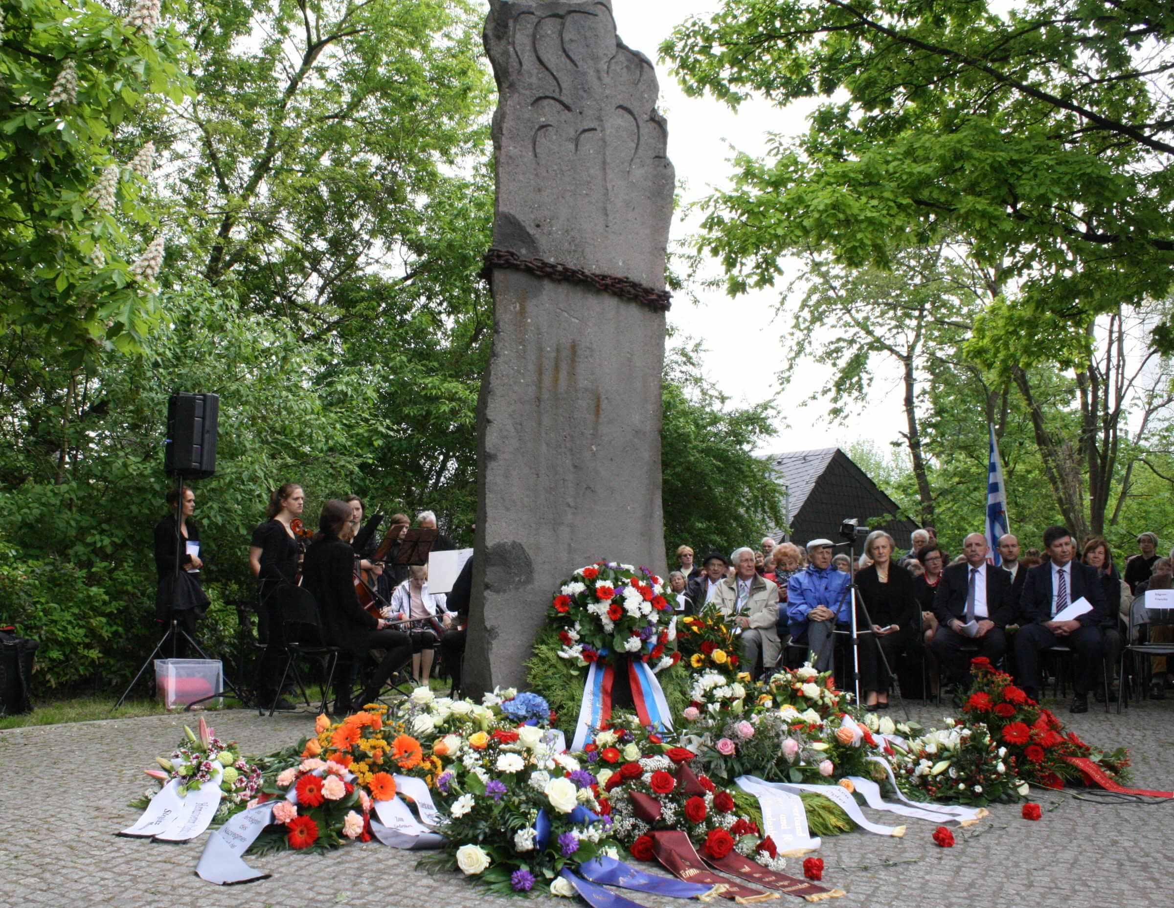 """Steglitz-Zehlendorf erinnert an den """"Tag der Befreiung"""" vor 70 Jahren"""
