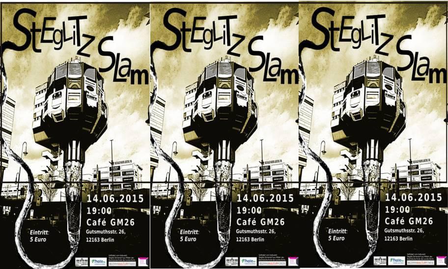 Erste Poetry Slam in Steglitz: Kartenvorverkauf hat begonnen