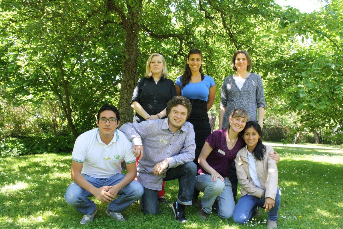 Der Weg des Kaffees: Jugendamt Steglitz-Zehlendorf arbeitet mit Kaffeekooperative in Peru zusammen