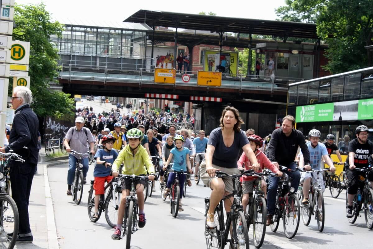 Wer die Wahl hat …: Der Sonntag in Steglitz-Zehlendorf in Bildern