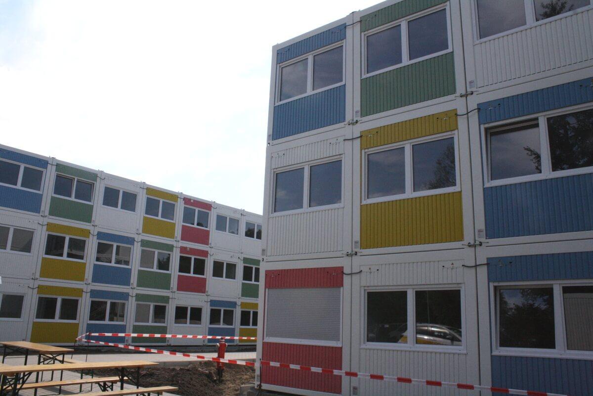 Neue Nachbarn am Ostpreußendamm: Stadtteilzentrum Steglitz diskutierte mit Anwohnern über geplante Flüchtlingsunterkunft