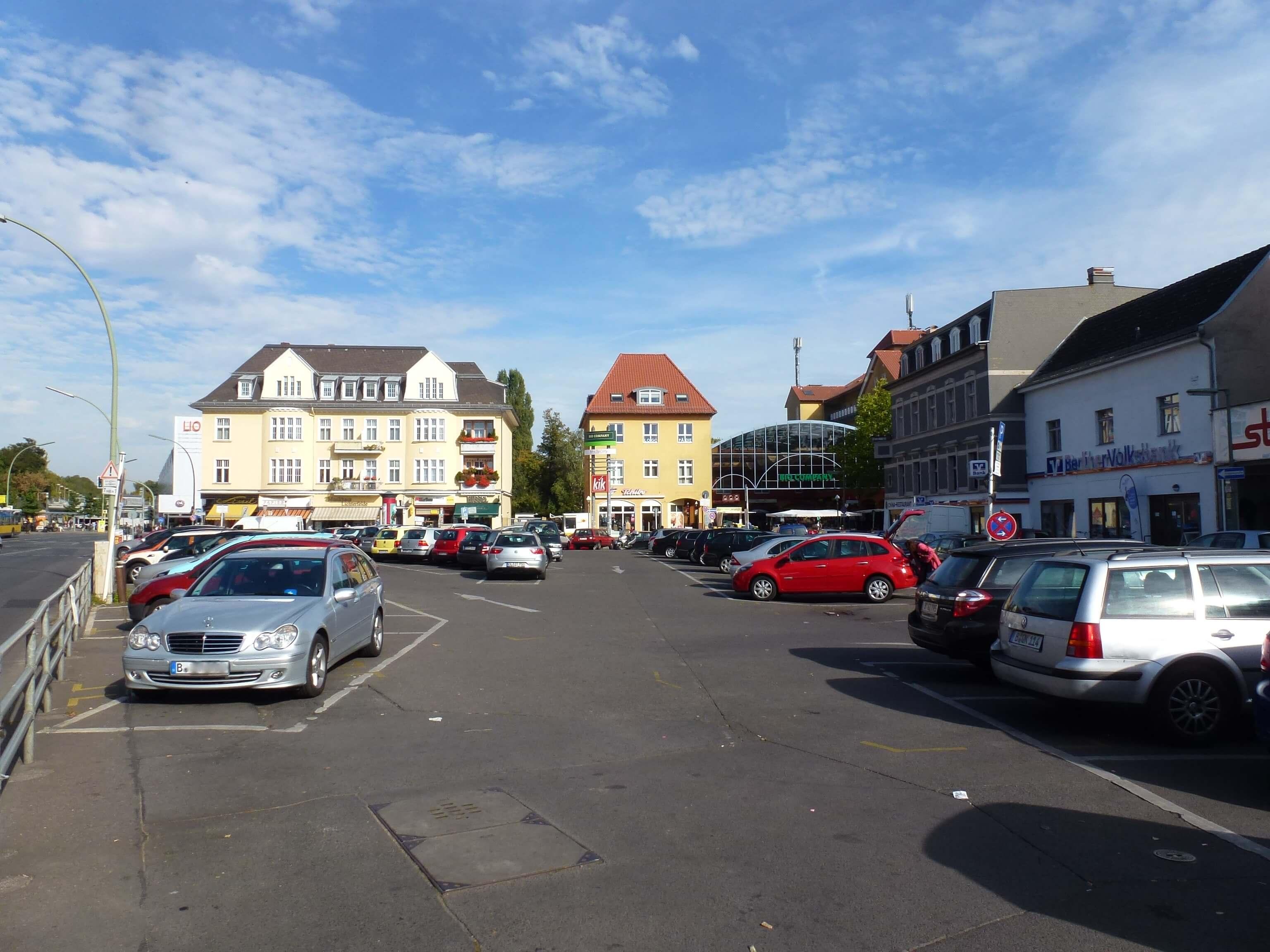 Auftakt für das Standortmanagement am Kranoldplatz/Lichterfelde Ost