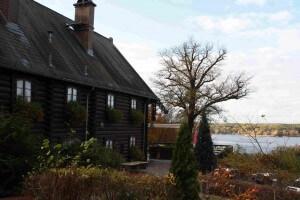 Für seine Tochter ließ Friedrich Wilhelm II. die bLockhütte errichten. Archiv-Foto: Gogol