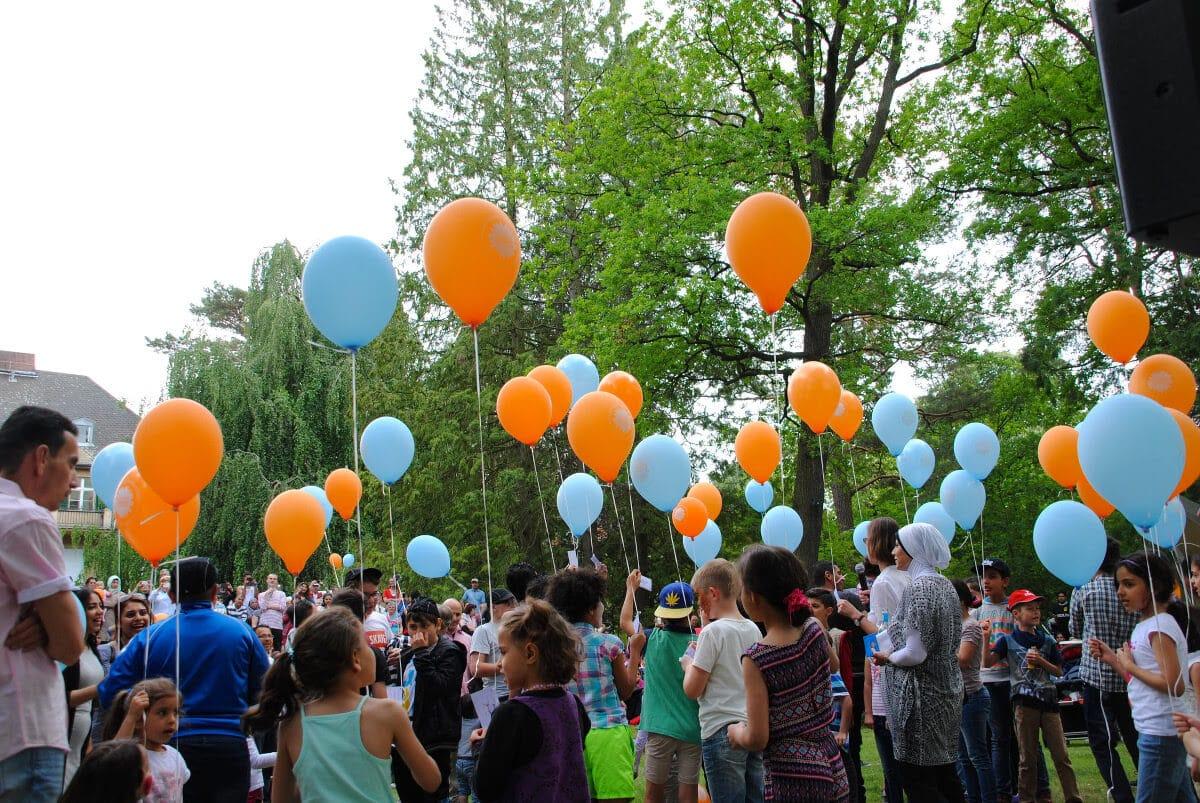Willkommensbündnis Steglitz-Zehlendorf feiert dreijähriges Bestehen