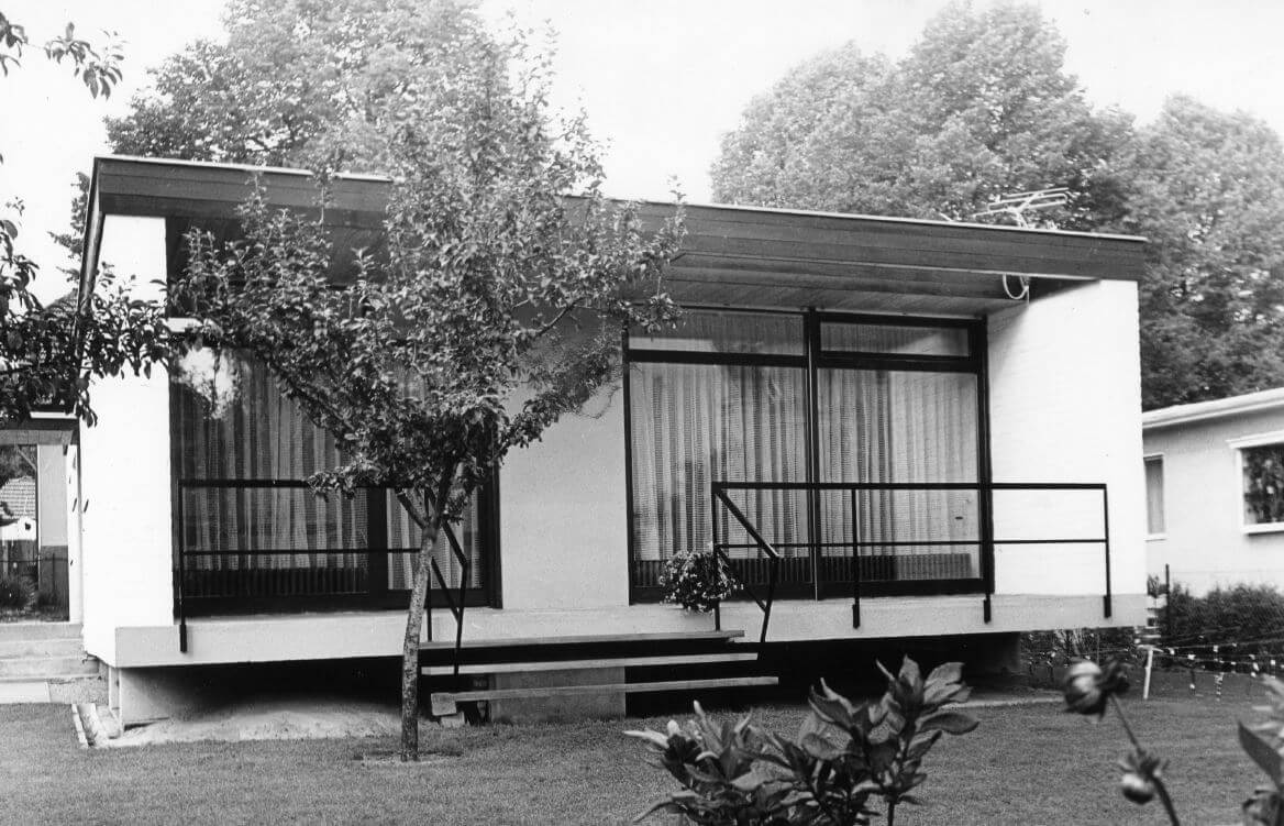 """""""Konsequent spätmodern"""" Hönow Haus in Wannsee ist Denkmal"""