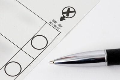 Wahlkräfteaufruf des Bezirksamtes