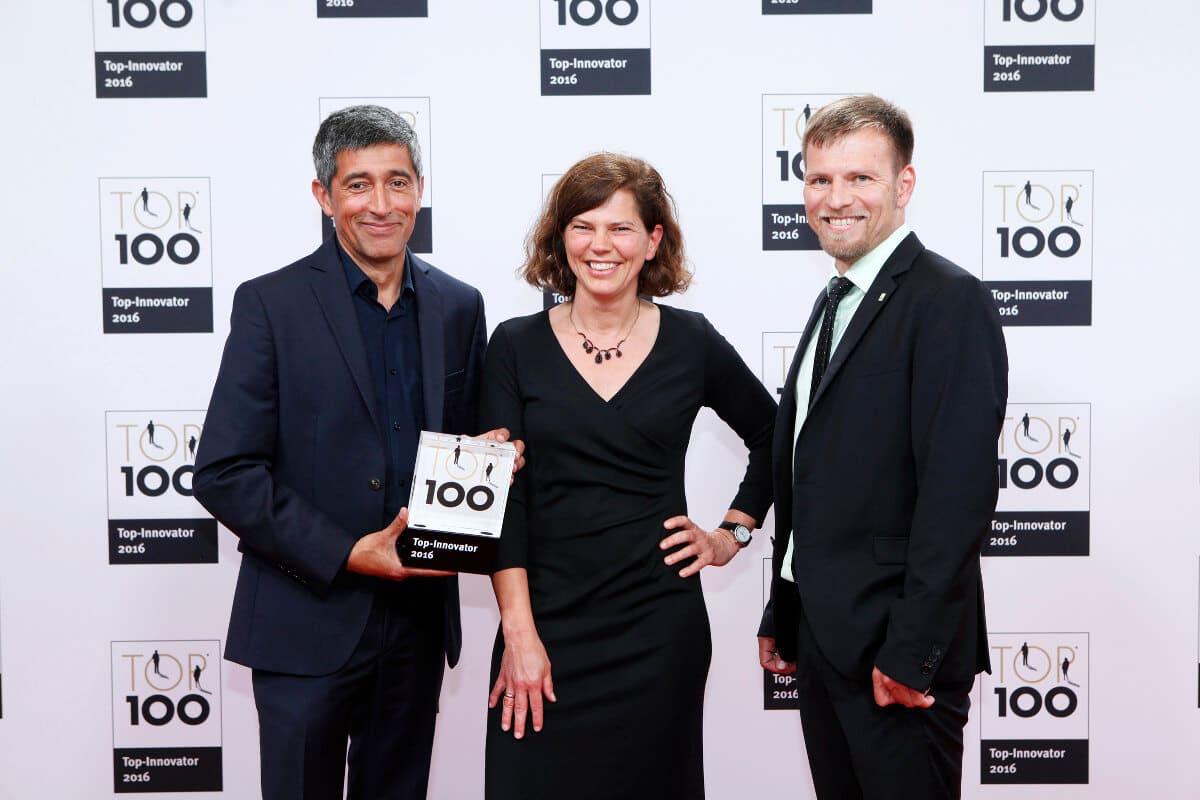 Zehlendorfer Labormessgerätehersteller unter Top 100 der innovativsten Mittelständler