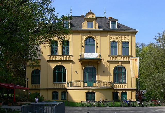 Gutshaus Steglitz und Schwartzsche Villa eröffnen wieder