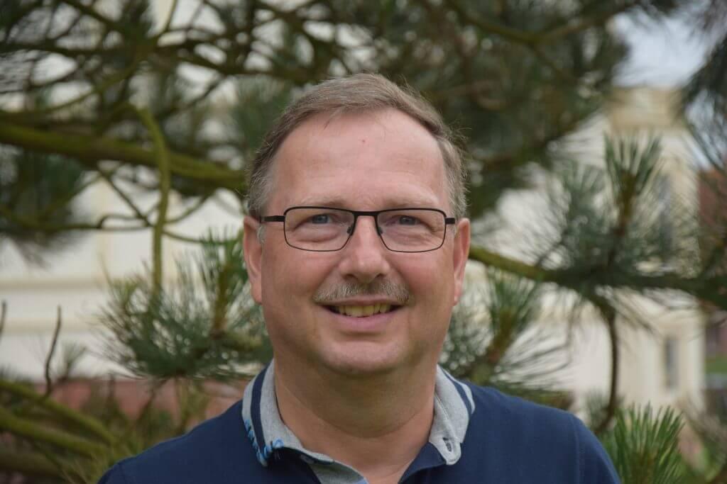 Rolf Breidenbach will mit der FDP wieder in die Bezirksverordnetenversammlung einziehen. Foto: FDP