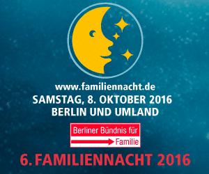 Lange Nacht für Groß und Klein: 6. Familiennacht in Steglitz-Zehlendorf